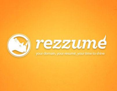 Rezzumé Branding & Web Design