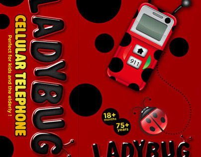 Ladybug Cell Phone On Behance