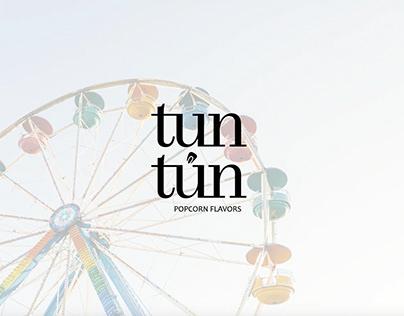 TunTún. Proyecto de Identidad Corporativa.
