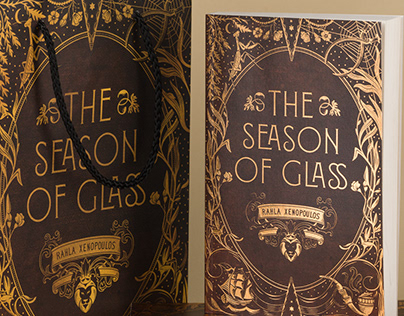 The Season of Glass Book Cover