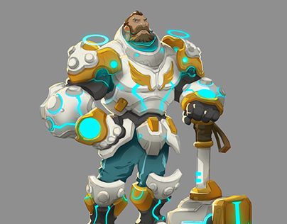 Concepts Moba project - Steadfast Skyfolks