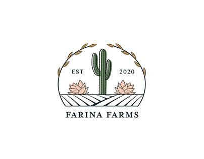 Farina Farms - Visual Identity