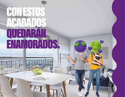 ALMENDROS DE BELICIA - CAMPAÑA ACABADOS