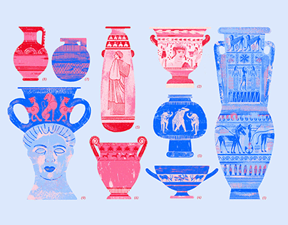 Vases From Greece