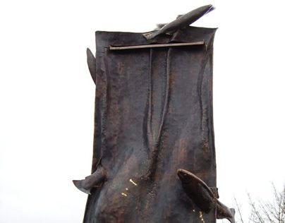 Bushmills Fountain