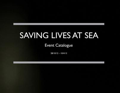 RNLI 'Saving Lives At Sea' Catalogue