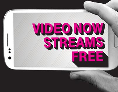 T-Mobile's BINGE ON