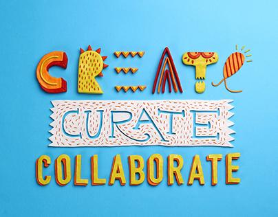 Create.Curate.Collaborate.