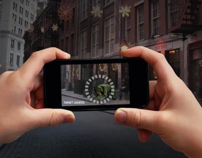 MIB III Augmented Reality