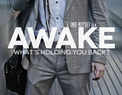Awake Film Poster