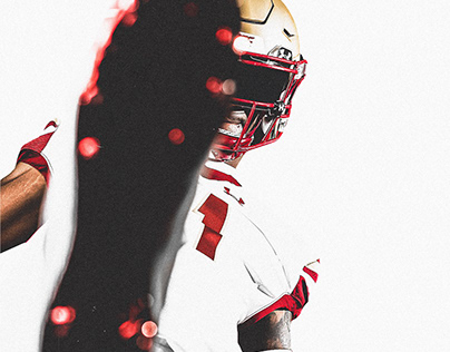 Boston College Football Photography Retouch