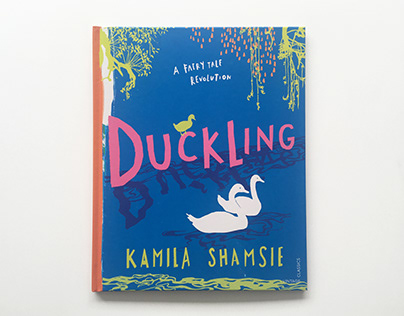 Vintage Books: A Fairy Tale Revolution: Duckling