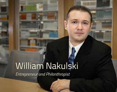 William Nakulski - Entrepreneur and Philanthropist