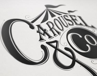 Carousel & Co. Logo Exploration