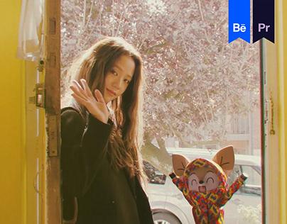 BURBERRY'sBaby deer 'POP'Promotional Video
