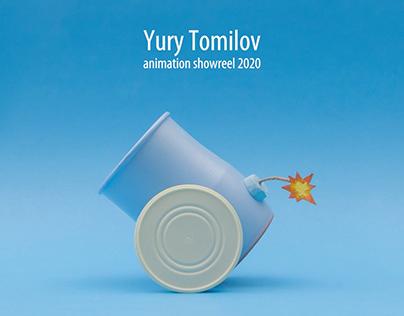 Animation ahowreel 2020