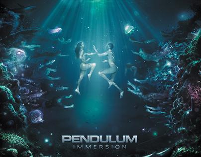 """Pendulum """"Immersion"""" Album Artworks"""