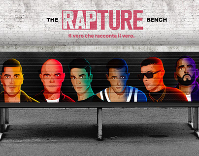Rapture - The Rapture Bench