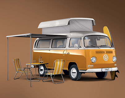 Volkswagen Transporter - advertising campaign