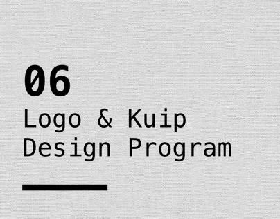 Kuip logo design