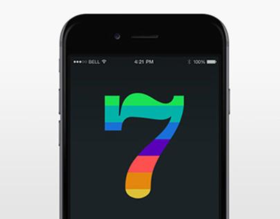 Seven App iOS Design and Development