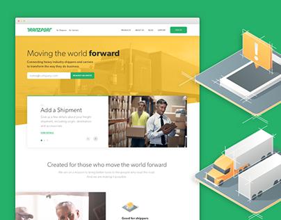Tranzport Web Design & Development