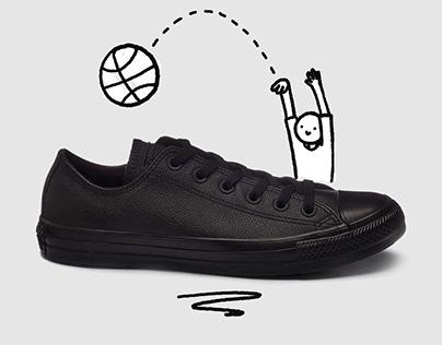 Next School Shoes Editorial
