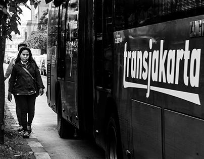 jakarta on the street 2015