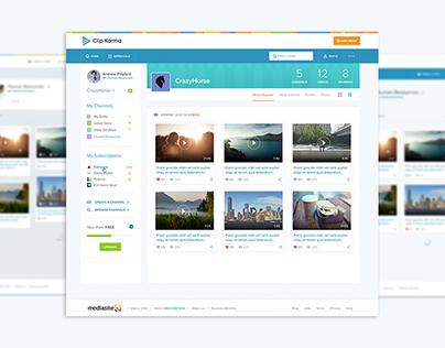Clip Karma Website, App & Mobile Designs - Case Study