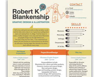 Robert Blankenship 2013 resume