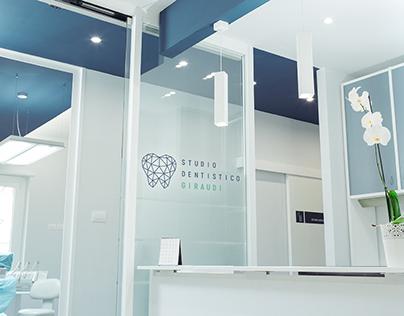Branding - Studio Dentistico Giraudi