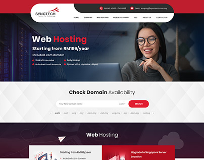 Hosting Web Design