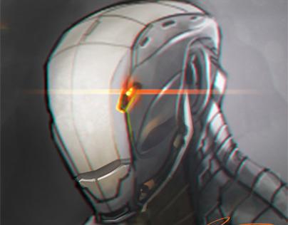 Speed Paint - Suit Concept#1