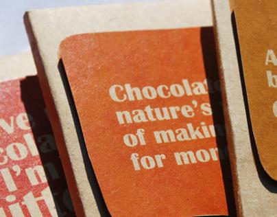 Chocolates on Quotes