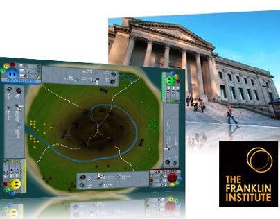 The Franklin Institute - Power Hungry Touchtable