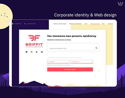 Branding&Web | Briffit Collegium of Advocates