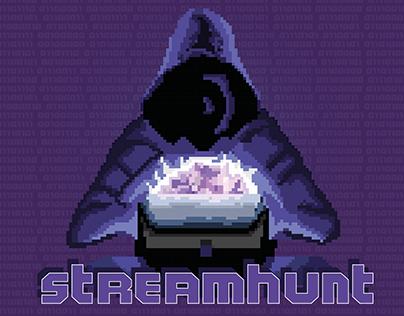Streamhunt // Interaction Design // Game Design