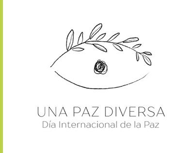 UNA PAZ DIVERSA Graphic Design