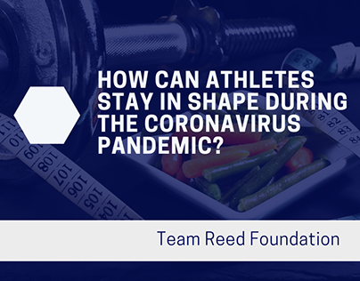 How Can Athletes Stay In Shape Through The Coronavirus?