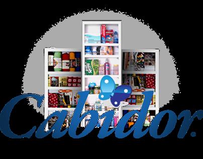 Cabidor - Web Design