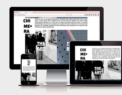 Chimera Website