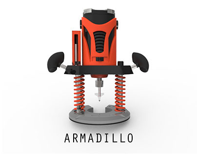 Armadillo: Plunge Router