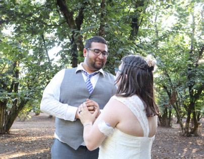 Scott + Denise Wedding