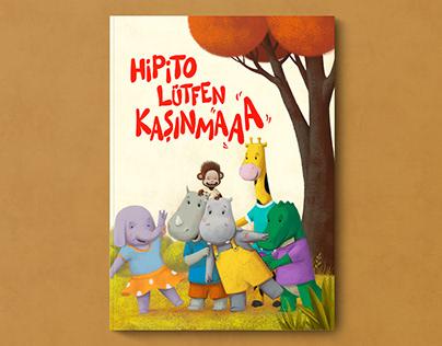 CHILDREN'S BOOK | HİPİTO LÜTFEN KAŞINMA
