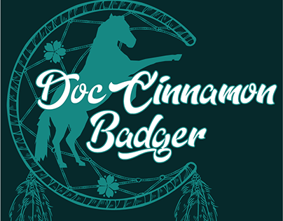 Logo Doc Cinnamon Badger