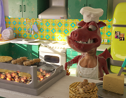 Le Dragon Chef