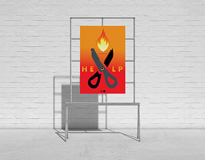Help! I'm Burning! - Calanca Switzerland Biennale 2021