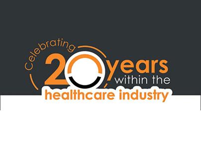 20 Years celebration - animation