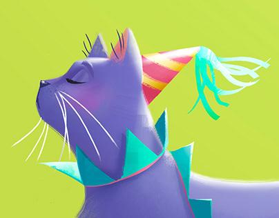 Misha the Cat