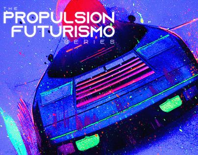 Propulsion Futurismo